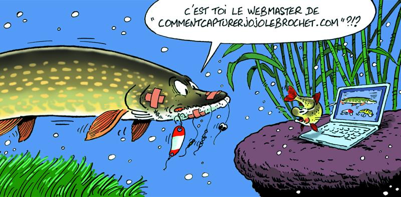 La pêche russe 3.0 en ligne