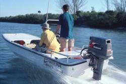 bateau de peche 6 cv